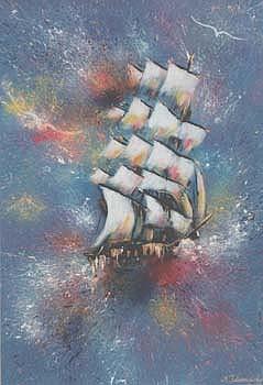 Trevi, opere pittoriche di Alfio Tabarrini